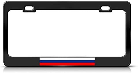 Spartak Moscow Aluminum Novelty Auto License Plate