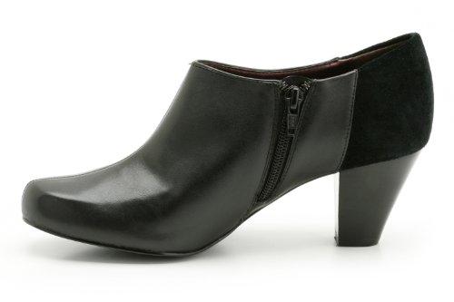 Pour Chaussures Alpine Cuir Chanson Smart De Femme Clarks Noir Pantalon dvwqggX