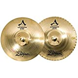 A Custom 14 in. Mastersound HiHats Bottom Cymbal Only
