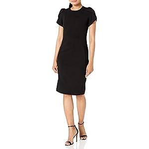 Best Epic Trends 31DclKwzmbL._SS300_ Calvin Klein Women's Essential Sleeveless Sheath
