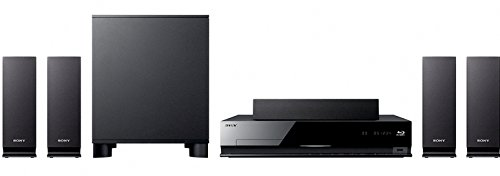 Sony BDV-E370 Sony 5.1 Blu-ray Disc System [3D Compatible] (Discontinued by Manufacturer)