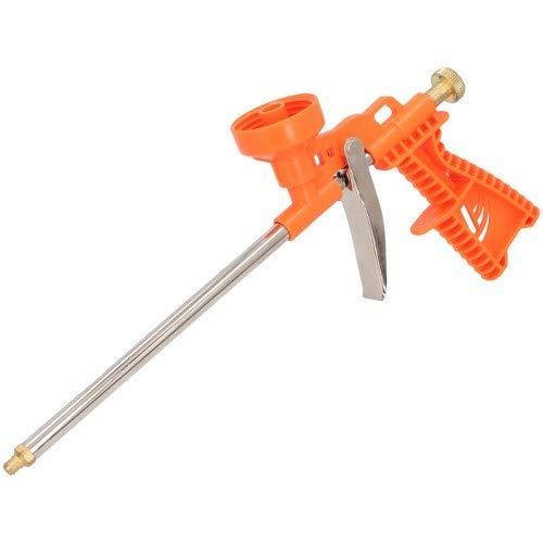 Schaumpistolen Bauschaum PU Abdichtungspistole Metallk/örper Schaum PU Bauschaumpistole