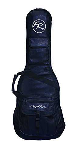 Floyd Rose Artist Series Leather Guitar Bag - Black - Leather Deluxe Ipod Case