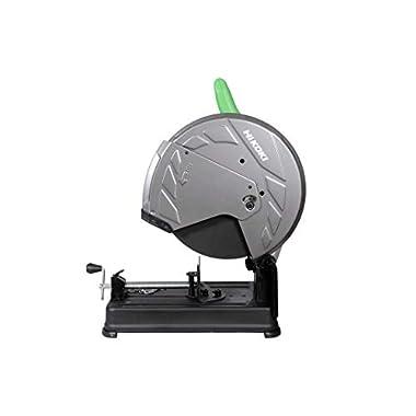 HiKOKI CC14STD 14 inch 2200-Watt Cut-Off Machine, Green 8