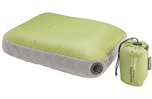 (Cocoon New Ultralight Air-Core Pillow (Green) )