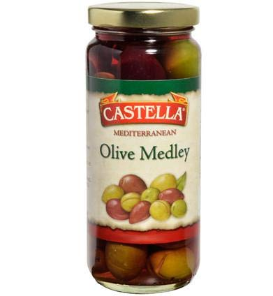 Olive Medley (Castella) 24 oz - Olive Medley