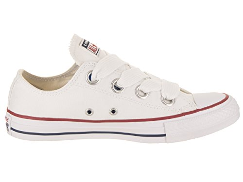 Femme Blanc white Ctas Chuck Basses Blue Ox Taylor Eyelets insignia garnet 102 Converse Sneakers Big 8zxvBqwwT