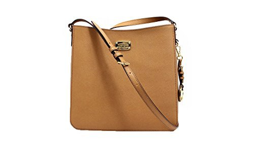 Michael Kors Jet Set Travel Large Messenger - Acorn by Michael Kors