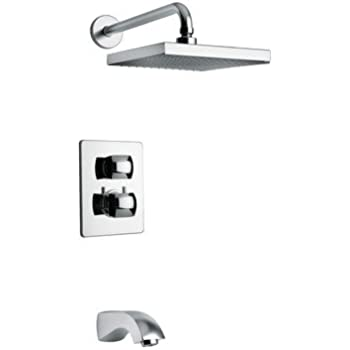 Barclay Pull Chain Toilet Trim Kit Finish Brushed Nickel