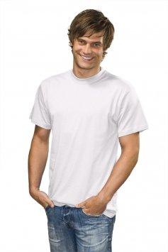 T-shirt Shirt von Stedman S M L XL XXL XXL verschiedene Farben und ein Kalender von Pluspol M,White