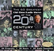 1999 Radio - The 60 Greatest Old-Time Radio Shows of the 20th Century selected by Walter Cronkite by Radio Spirits (1999-10-01)