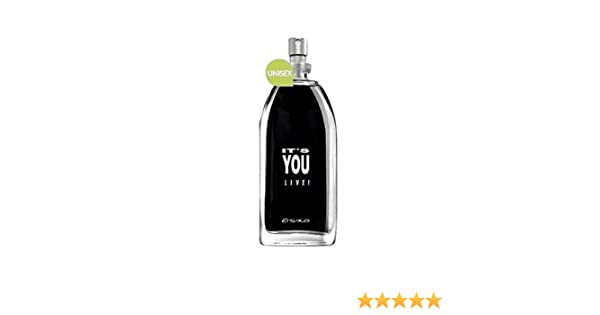 Amazon.com : Its You Live - ESIKA - Unisex Eau de Toilette Atomiseur 100 ml / 3.4 fl.oz. : Beauty