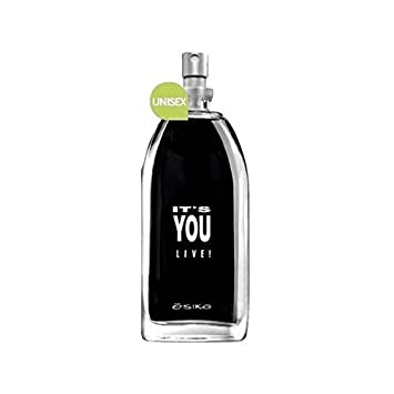 Its You Live - ESIKA - Unisex Eau de Toilette Atomiseur 100 ml / 3.4 fl