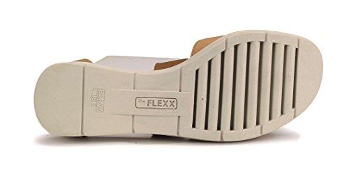 Basso Donna Cognac Sandalo Sul The Flexx Set xwCzIvnXSq