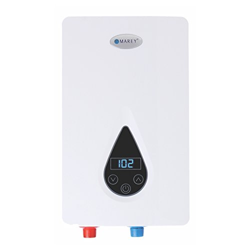Marey ECO110 220V Self-Modulating 11 kW, Small, White ()