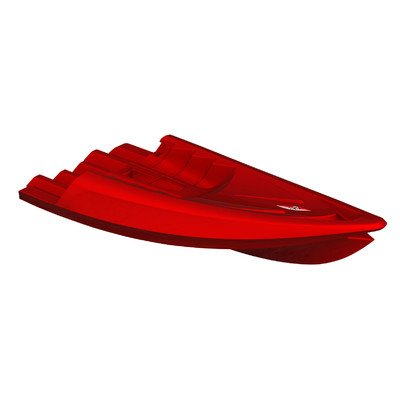 000131010404 Point 65 Red Tequila Front Piece Kayak
