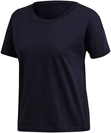 adidas ESS Allcap T-Legink T-shirt damski: Odzież