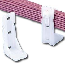 Panduit PP2S-S10-C Pan-Post Standoff Cable Tie Mount, #10 (M5) Screw, Nylon 6.6, 1.06 x 0.72 x 4.60, Natural (Pack of 100) by Panduit