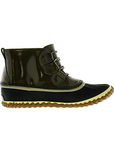 N Sorel Donna About Out Stivali Nori Leather Chukka fnv6qw