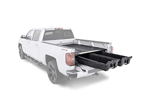 "DECKED Pickup Truck Storage System for GMC Sierra & Chevrolet Silverado (2007-2018) 6' 6"" Bed Length"