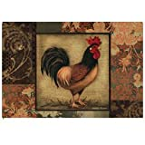 Kitchen Sinks Designs Garden Rooster Comfort Mat Kay Dee Designs