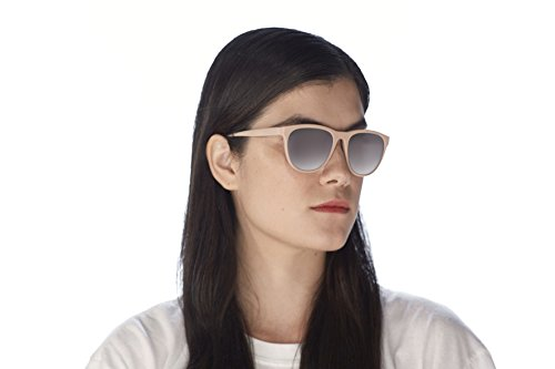 Smoke X Mirrors Passenger Unisex Sunglasses SM138 Based in New York City, Handmade in France (Pink, Silver Mirror) by Smoke X Mirrors (Image #2)