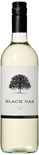 Pinot Grigio Italy Italian (2015 Black Oak Pinot Grigio Italian White Wine 750)