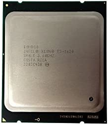 Intel Xeon E5-1620 3.60 GHz Processor Socket R LGA-2011 CM8062101038606
