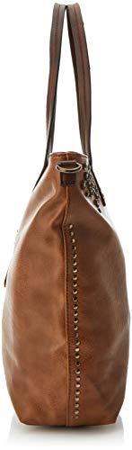 Shoulder Bag Brown Camel Women's 85988 XTI EqwTxzOC