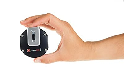 reveel Revolutionary Portable Audio Technology Device with Headphone Amplifier