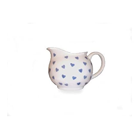 Blue Hearts Design Nina Campbell Bone China Cream Jug