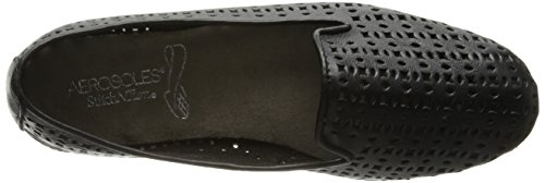 Aerosoles Mujeres You Betcha Slip-on Loafer Cuero Negro