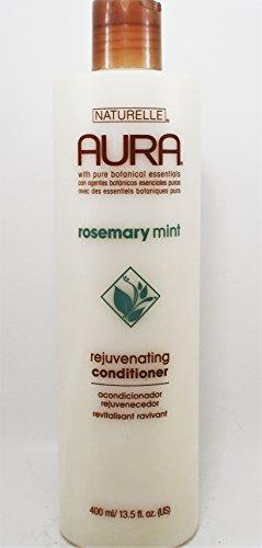 Aura Pure Daily Shampoo - Aura Rosemary Mint Rinse 16 fl