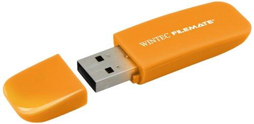 Filemate 3FMSP03U2YL-16G-R Wintec Contour 16GB USB Flash Drive - - Usb Autorun Drive
