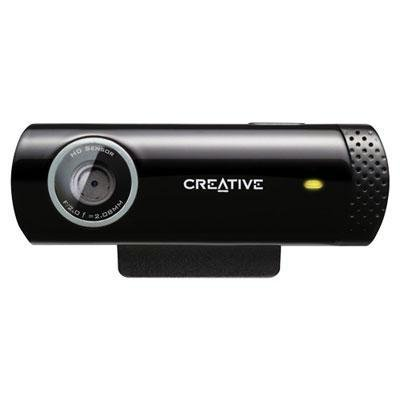 Creative Labs Live! Usb Cam Chat Hd