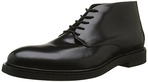 Azzaro Aliou - Zapatos Hombre Negro - Noir (Noir 02)