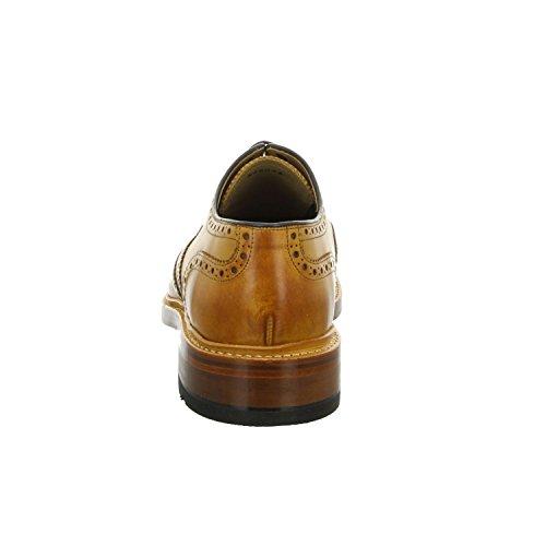 Gordon & Bros2506 Levet Tan - Scarpa stringata Uomo caramel, cognac,Hellbraun