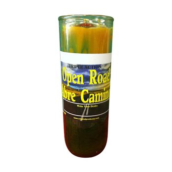 Open Road Custom Big Al Candle Original Botanica