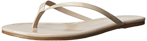 Glosses Women's Custard Flops TKEES Flip 5R7wRqfx