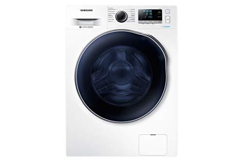 Samsung WD80J6A10AW Serie 6 – Lavasecadora, 8kg de Lavado/ 5kg de Secado, Carga Frontal, Blanco, LED