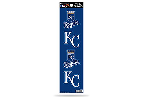 MLB Kansas City Royals Quad -