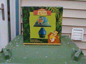 Lion King Lamp