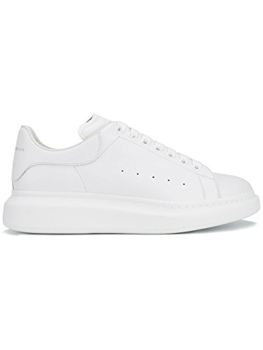 Alexander McQueen Sneakers Uomo 441631WHGP59000 Pelle Bianco Comprar Barato Comercializable 2018 Unisex En Línea Venta De Grandes Ofertas iWGsHzsEp