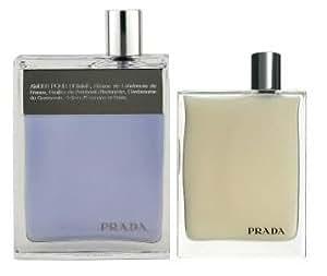 bc350ff9ba14 Amazon.com   Prada By Prada For Men. Gift Set ( Eau De Toilette ...
