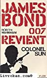 James Bond 007 : Colonel Sun par Amis