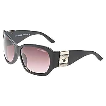 Gianfranco Ferre Square Black Women's Sunglasses - GF971-03-61-15-120