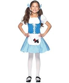 Leg Avenue Darling Dorothy Cute Kids Costume (Blue/White-Child Small) -