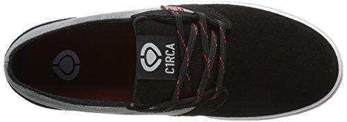 Zapatillas Circa: C1rca Hesh BK/GR negro/plateado/amarillo