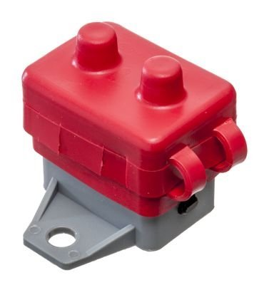 Sea-Dog 420855-1 Resettable Circuit Breaker with Cover , 50 Amp ()