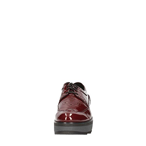 Lumberjack SW36704 001 Q79 Zapatos Casual Mujeres Rojo